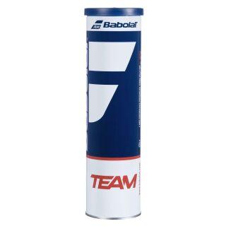 BABOLAT Team 4er Dose Tennisbälle