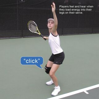 ONCOURT OFFCOURT Tac-Tic Knee Trainer