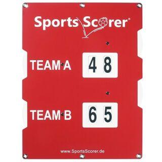 Sports Scorer zweistellig