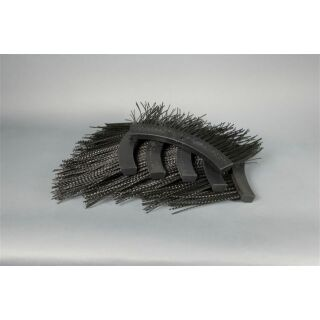 PVC-Borsten schwarz f.Turbo-Besen USP 20 + 800