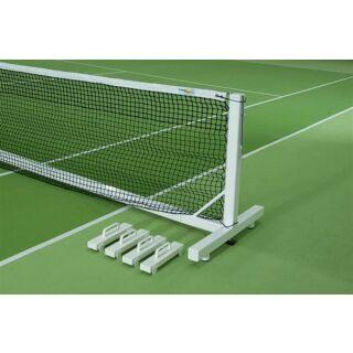 Zusatz Gewichte fr Tennisnetzanlage transportabel, weiá