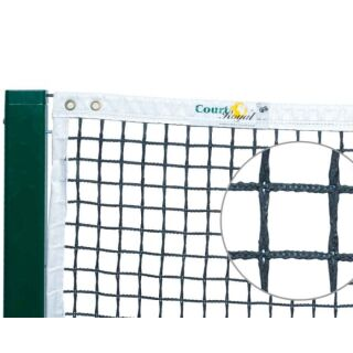 Tennisnetz Open Air Court Royal TN 150 schwarz