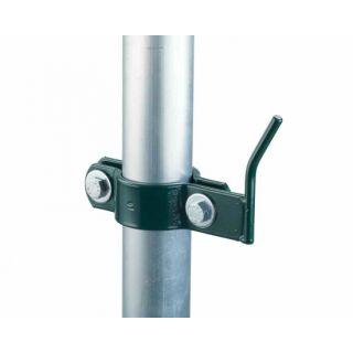 Gerätehalter Stahl geschweißt grün 60 mm