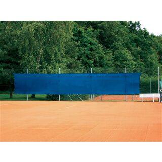 "Sichtblende ""Exklusiv"" blau 2 x 12 m"