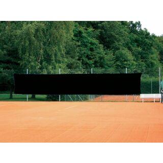 """Sichtblende """"Exklusiv"""" schwarz 2 x 12 m"""