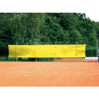 """Sichtblende """"Exklusiv"""" gelb 2 x 12 m"""