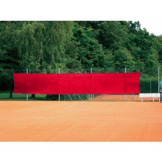 """Sichtblende""""Exklusiv"""" rot 2 x 12 m"""