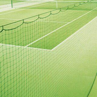 Standardtrennnetz grün 40 x 3 m komplett