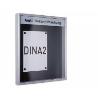 Mitteilungskasten Außen 850 x 1000 mm