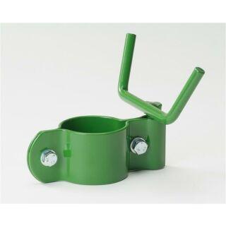 Gerätehalter zweifach, grün