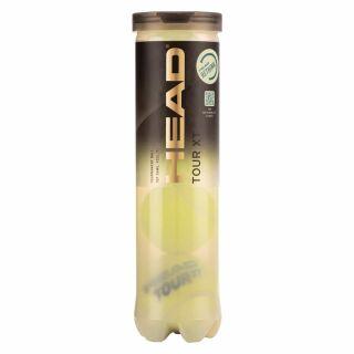 HEAD Tour XT 4er Dose Tennisbälle