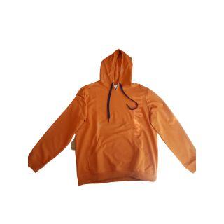 WILSON Pull Over Hoodie Orange