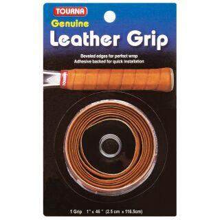 TOURNA Genuine Leather Grip - Lederbasisband