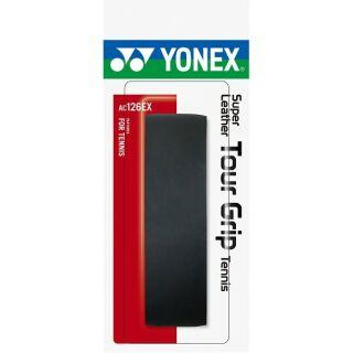 YONEX Synthetic Leather Tour Grip - Basisband schwarz