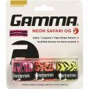 GAMMA Übergriffband Neon Safari 3er-Pack