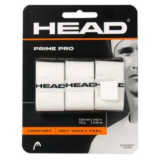 HEAD Prime Overgrip 3er